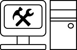 technical support, hardware and software services